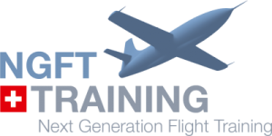 Logo of Next Generation Flight Training: Capture your dream!